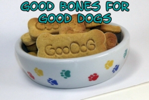 good bones for good dogs